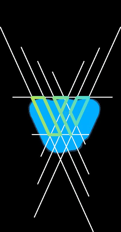 Whittle-Strategies_Proactive-Accounting_Logo-Grid-Contruction_W-Logo-Design
