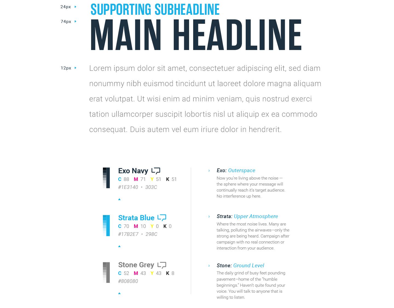 Levitate-Strategic-Communications_Public-Relations_Font-System_Design_Typography-Design_Color-Palette_Brand-Guideline-Standards