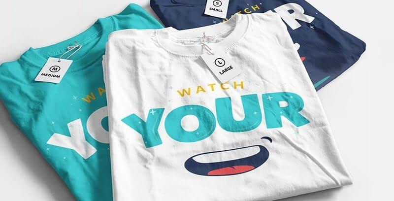 Dupont-Family-Dentistry_Logo_Cosmetic-General_Dentist_Fort-Wayne-Indiana_Dr-Diehl_Brand-Identity-Design_Branding_Promotional-Material_Swag_T-shirts_Mockup_Watch-Your-Mouth_Marketing-Campaign